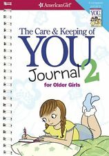 American Girl BOOK The Care and Keeping of You 2 Journal (2013, Spiral)