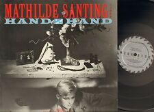 """MATHILDE SANTING Hand in Hand 4 track 12"""" Inch Stay Home Elvis Costello Song"""