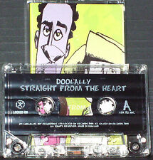 Doolally ‎Straight From The Heart CASSETTE SINGLE UK Garage Shanks and Bigfoot