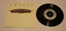 "Boston Amanda 7"" Single A1 B1 Pressing -  EX"