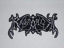 RAGNAROK BLACK METAL IRON ON EMBROIDERED PATCH