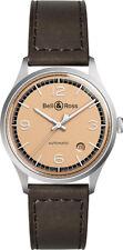 Brand New Bell & Ross Vintage Bellytanker Men's Automatic Watch BRV192-BT-ST/SCA
