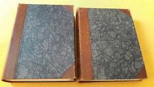 Vögel Europas, 4 Bände in 2 Büchern, R.Voigtländers Verlag, 1922 / 23