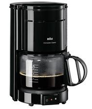 Braun KF 47/1 Aromaster Classic schwarz Filterkaffeemaschine Neu+OVP Kaffee