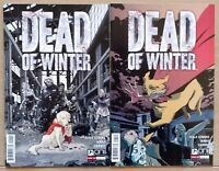Dead of Winter 1 Variant and Regular Based Board Game Oni Press