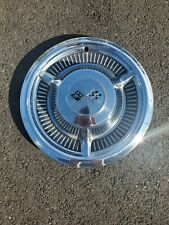 "1958 Chevy Impala and Bel Air 14"" Hub Cap Wheel Cover  NICE.  Chevrolet Biscayn"