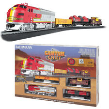 Bachmann 00740 Canyon Chief Train Set HO Scale
