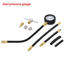 0-100 PSI Fuel Injection Pump Pressure Injector Tester Test Pressure Gauge Kit