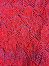 UK Mermaid Tail Blanket Handmade Crocheted Cocoon Sofa Quilt Rug Knit Beach