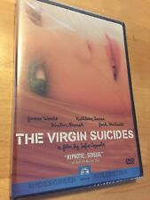 The Virgin Suicides (DVD, 2000, Widescreen) DRAMA KIRSTEN DUNST BRAND NEW SEALED