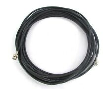 Belden 323921 Cable Assembly AWM Style 1478 BNC Male Length 25'
