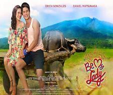 BE MY LADY - ERICH GONZALES DANIEL MATSUNAGA TELESERYE TAGALOG - NEW RELEASE DVD