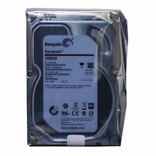 "Seagate Barracuda 2TB 7200 RPM ST2000DM001 64MB SATA3 6Gb/s 3.5"" Hard Disk Drive"