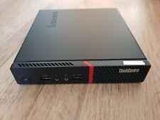 Lenovo M900  Mini PC - Type 10FL I7-6700T 8GB-RAM SSD256 Perfetto!!!