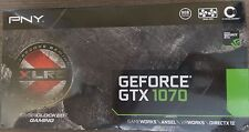 *NEW SEALED* PNY TECHNOLOGIES GeForce GTX 1070 8GB OC Edition VCGGTX10708XGPB-OC