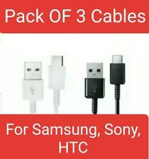 CABLE For Sony Experia 5 Xperia 10 and Xperia L1 L2 L3 Charger Charging Cable