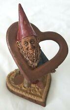 BARNEY 1991~Tom Clark Gnome~Cairn Studio Item #5143~Ed #36~ Hearts