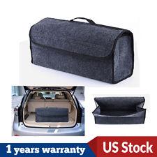 Folding Trunk Cargo Organizer Caddy Storage Collapse Bag Bin for Car Truck SUV