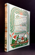 THE WIND IN THE WILLOWS  by KENNETH GRAHAME (Leatherbound - 2017)