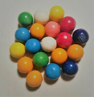 "Bulk Dubble Bubble Assorted Gumballs (1"" 24mm) (Choose Weight From Drop Down)"