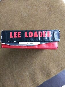 Lee Classic Loader Reloading Tool 243 Winchester
