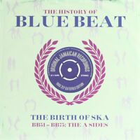 Various, The History of Blue Beat  Vinyl Record *NEW*