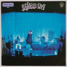 "GENESIS: Live UK Charisma ""Success Series"" Prog Rock LP"