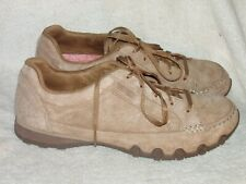 Women's Leather Shoes by Skechers Relaxed Fit Air Cooled Memory Foam- New -Sz 10