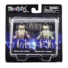 Aliens Minimates Series 3 Space Suit Dallas & Space Suit Lambert 2-Pack