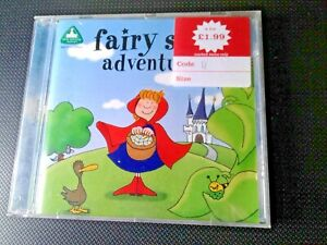 CHILDRENS FAIRY STORY ADVENTURES CD