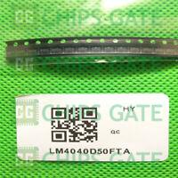 15PCS LM4040D50FTA IC VREF SHUNT 5V SOT23-3 Diodes