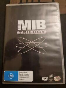 Men In Black(Trilogy)1,2 And 3(dvd)