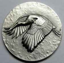 Médaille SUISSE en argent - 40 jahre Storchensiedlung - Altreu - 1948-1988