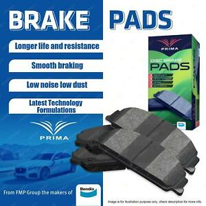 4Pcs Prima Front Disc Brake Pads for Mercedes Benz Kombi S123 Coupe C123