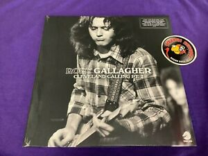 RORY GALLAGHER CLEVELAND CALLING PT 2  RSD 2021 NEW LP Piranha Records