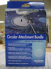 Brother SACIRC1 Circular Sewing Attachment Bundle NEW