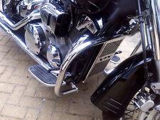 Honda VTX 1300 Custom & Retro R, S T C Crash Bar Highway Engine Guard, Protector