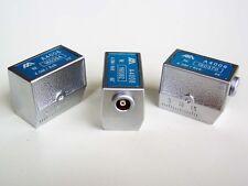 QTY3 Angle Beam Transducers4MHz / 8x9mm 45º, 60º, 70º , For Krautkramer MWB