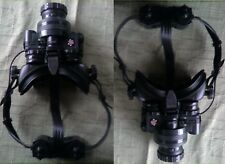 2 IR-Night Vision Goggles - Infrared LED Technology - Fantastic Condition