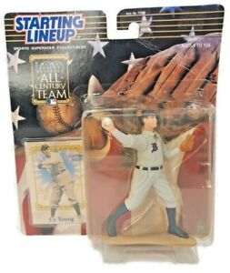 2000 Hasbro Starting Lineup MLB All Century Team CY YOUNG #71660
