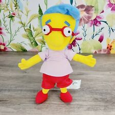 2021 Milhouse Universal Studios The Simpsons Doll Plush Figure Van Houten