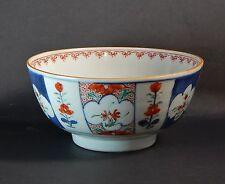 Antique 18th Century Chinese Export Imari Bowl Qianlong Period circa 1750-60