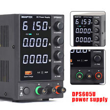 5a 60v Adjustable Switch Dc Power Supply 4 Digital Led Display For Lab Hotsale