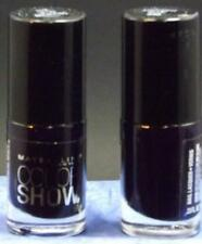 Maybelline Color Show Nail Lacquer (Lot of 2)  # 345 Midnight Blue