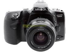 Minolta Dynax 400si reflex autofocus a pellicola con zoom 35/70mm.