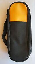 SOFT CARRYING CASE BAG FOR FLUKE 302 303 305 321 322 323 324 324 365 CLAMP METER