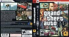 Grand Theft Auto IV PS3! GTA, TRUE CRIME, LIBERTY CITY, GUN, CRIMINAL UNDERWORLD
