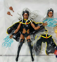NEW MARVEL LEGENDS STORM ACTION FIGURE TARGET EXCLUSIVE 2 PACK NO THUNDERBIRD