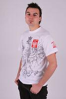 Quaint Point Polen Polska Poland Herren Men's Fan T-Shirt New Fußball Football