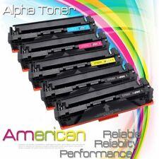 5P For HP LaserJet Pro M254dw M281cdw M281fdw MFP Color Toner CF500A 202A ink